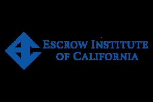 Escrow Institute of California